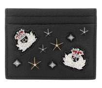 Kios Card Holder Black Portemonnaie