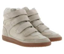 Bilsy Vintage Sneakers Faded Ecru
