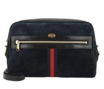Ophedia Shoulder Bag Small Blue Tasche