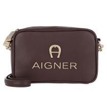 Amy Handbag XS Burgundy Umhängetasche