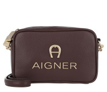 Amy Handbag XS Burgundy Tasche