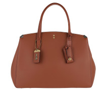 Tote Glovetanned Leather Cooper Carryall Saddle cognac