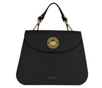 Jalouse Shoulder Bag Handle Noir Tasche