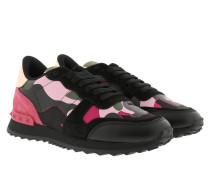 Sneakers Rockrunner Sneakers Camouflage/Pink/Black schwarz