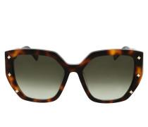 Sonnenbrille MCM674SA Havana braun