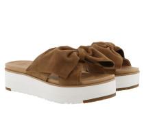 Schuhe W Joan II Sandals Chestnut braun