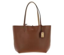 Soft Tumbled Olivia Tote Bourbon/Palomino Shopper