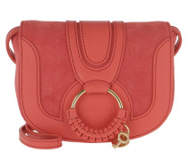 Umhängetasche Hana Mini Bag Pink Leather pink