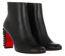 Suzi Ankle Boots 85 Leather Black Schuhe