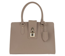 Tote Logo Tote Real Taupe beige