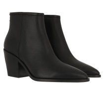 Boots Romee GPS Ankle Boot Black Leather