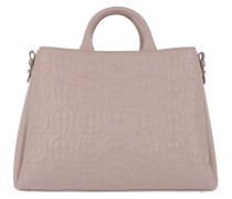 Olivia Handbag M Stone Grey Tote