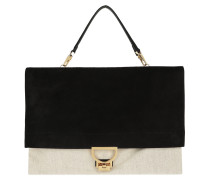 Arlettis Tex Shoulder Bag Natural/Noir Tasche