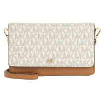 Umhängetasche Phone Crossbody Bag Vanilla/Acorn cognac