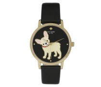 Grand Metro Critter Watch Gold Armbanduhr