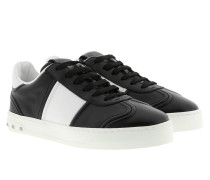 Sneakers Flycrew White/Black weiß