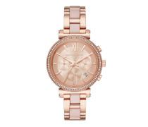 Uhr MK6560 Sofie Jetset Watch Rosegold