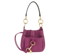 Beuteltasche Tony Small Shoulder Bag Purple/Black lila