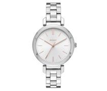 Uhr NY2582 Ladies Ellington Watch Silver silber