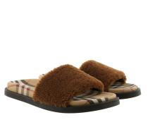 Schuhe Kencot Sandals Tan braun