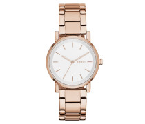 Uhr NY2344 Soho Stainless Steel Rosé rosa