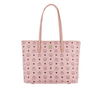 Shopper Anya Top Zip Shopper Medium Soft Pink rosa