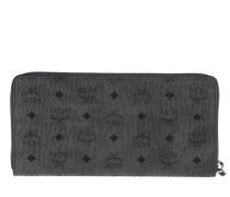Visetos Original Zipped Wallet Large Phantom Grey