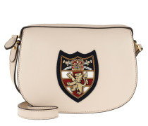 Umhängetasche Smooth Leather Mini Bag Vanilla beige