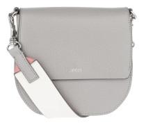 Grano Colorblocking Rhea Shoulderbag Light Grey Tasche