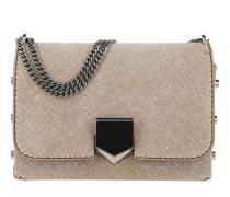 Lockett City Shoulder Bag Leather Chai Tasche