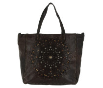Amamelide Shopping Bag Grigio Umhängetasche