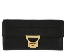 Arlettis Wallet Black Portemonnaie