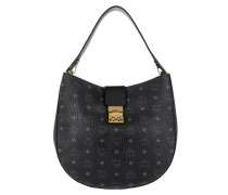 Patricia Visetos Hobo Bag Large Black