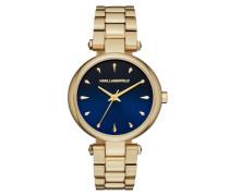 KL5001 Aurelie Classic Gold Uhr gold