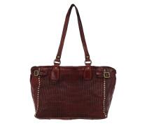 Braided Shopping Bag Small Vinaccia Tote