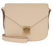 Patricia Shoulder Bag Medium Latte  Tasche