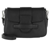 Satchel Bag Shopping Camilla Big Black/Nickel