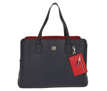Tote Charming Tommy Work Bag Sky Captain blau