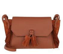 Umhängetasche Pénélope Crossbody Bag Leather Cognac cognac