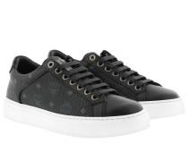 Sneakers W LT Lace Up Sneakers Black schwarz