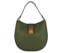Patricia Park Avenue Hobo Large Loden Green Bag