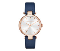 KL5007 Aurelie Klassic Watch Blue Uhr