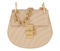 Drew Bijou Mini Leather Pearl  Tasche