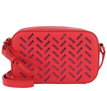 Umhängetasche Taylor Large Crossbody Bright Red rot