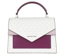 Satchel Bag Ludlow Medium Th Satchel Garnet Multi weiß