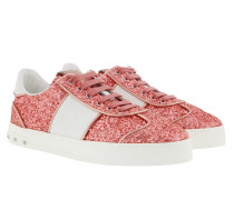 Glitter Sneakers Shadow Pink Sneakers