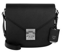Patricia Park Avenue Shoulder Small Black Tasche