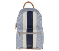 Rucksack Cortina Due Salome Backpack Dark Blue blau