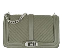 Love Crossbody Bag Olive Tasche