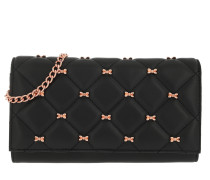 Cambre Quilted Bow Crossbody Bag Matinee Black Tasche